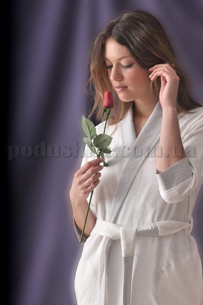 Халат женский короткий Marissabell Flower