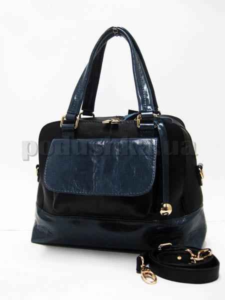 Сумка из натуральной кожи Artis Bags 709 синяя