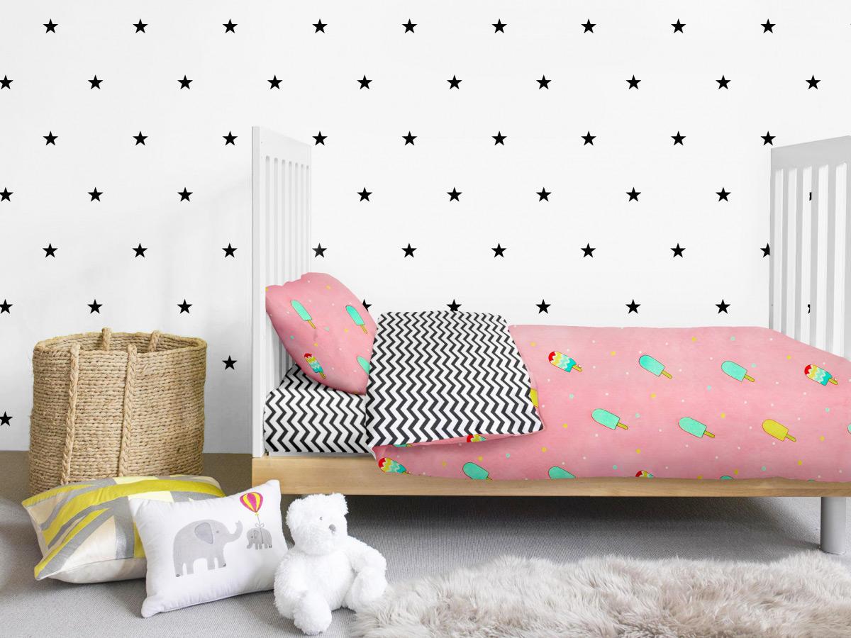 Комплект подросткового постельного белья Cosas Icecream zig 3