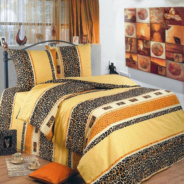 Постельное белье Леопард