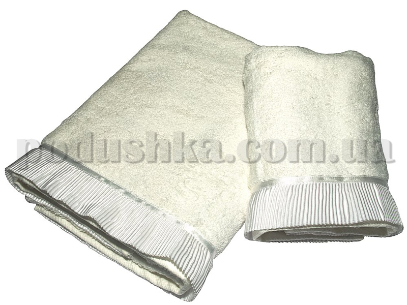 Набор полотенец Pavia SATIN WHITE белый