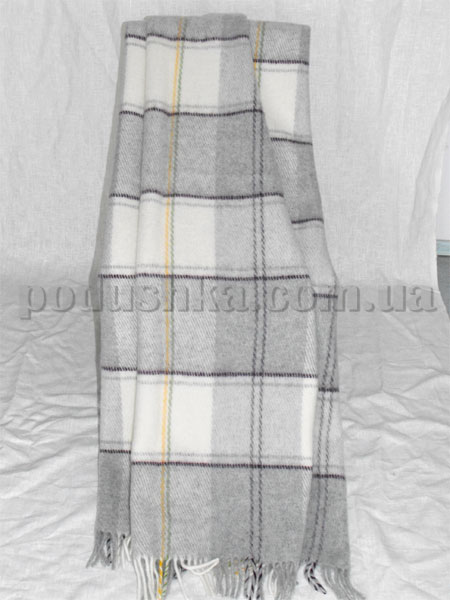 Плед шерстяной Klippan Saule 310.2