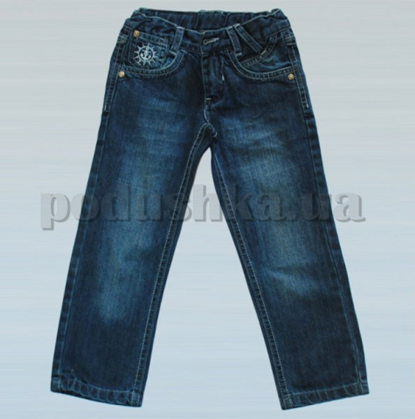 Штанишки для мальчиков Бемби ШР160 джинс