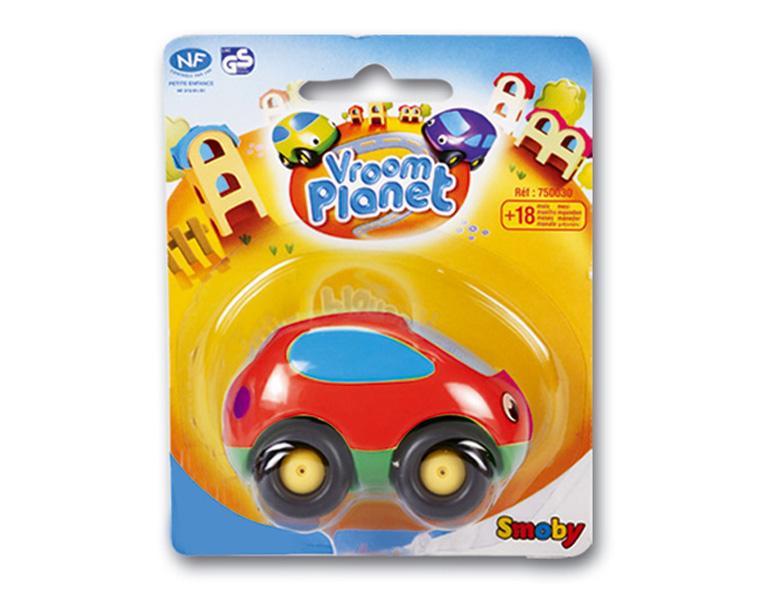Машинка в блистере Vroom Planet