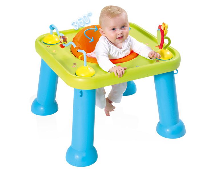 Детский игровой стол со стульчиком Cotoons