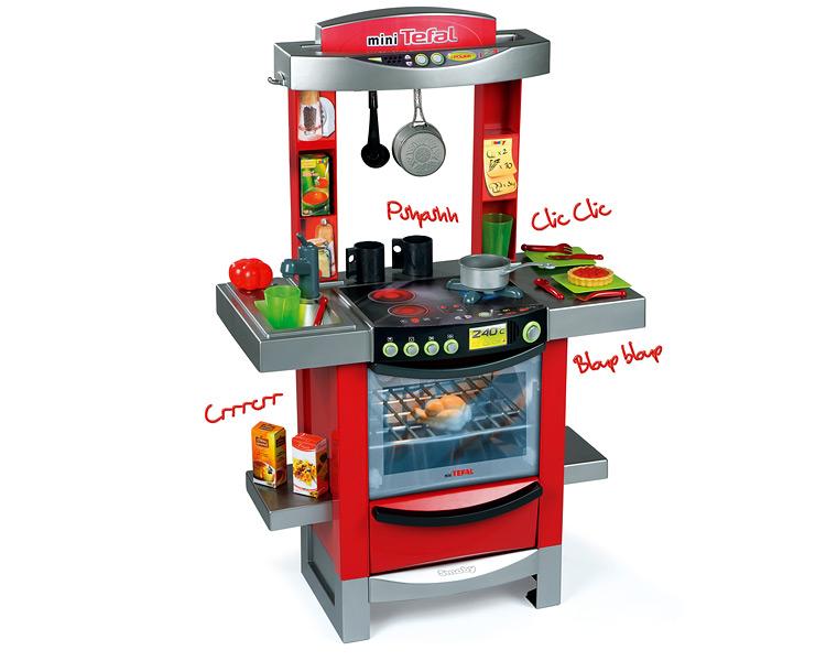 Интерактивная кухня Cook'Tronic Tefal