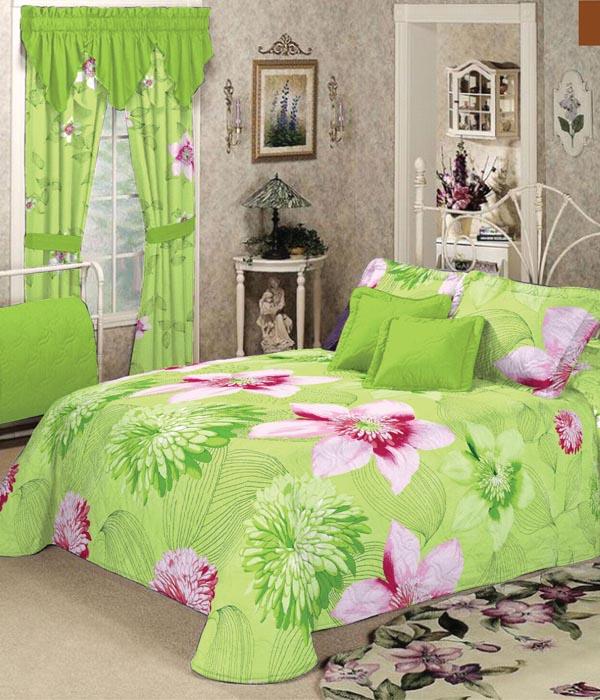 Постельное белье Вилюта 5905 Green