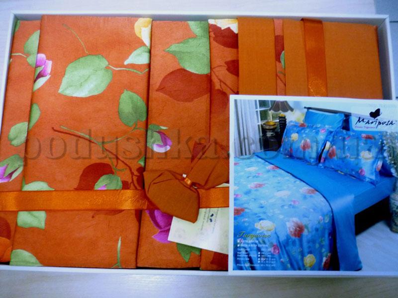 Постельное белье Mariposa Turquoise oranj