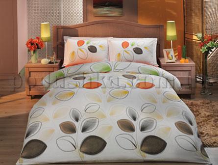 Постельное белье Hobby Blossom оранжевый