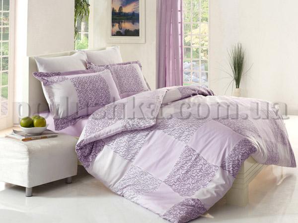 Постельное белье Altinbasak Moda lila