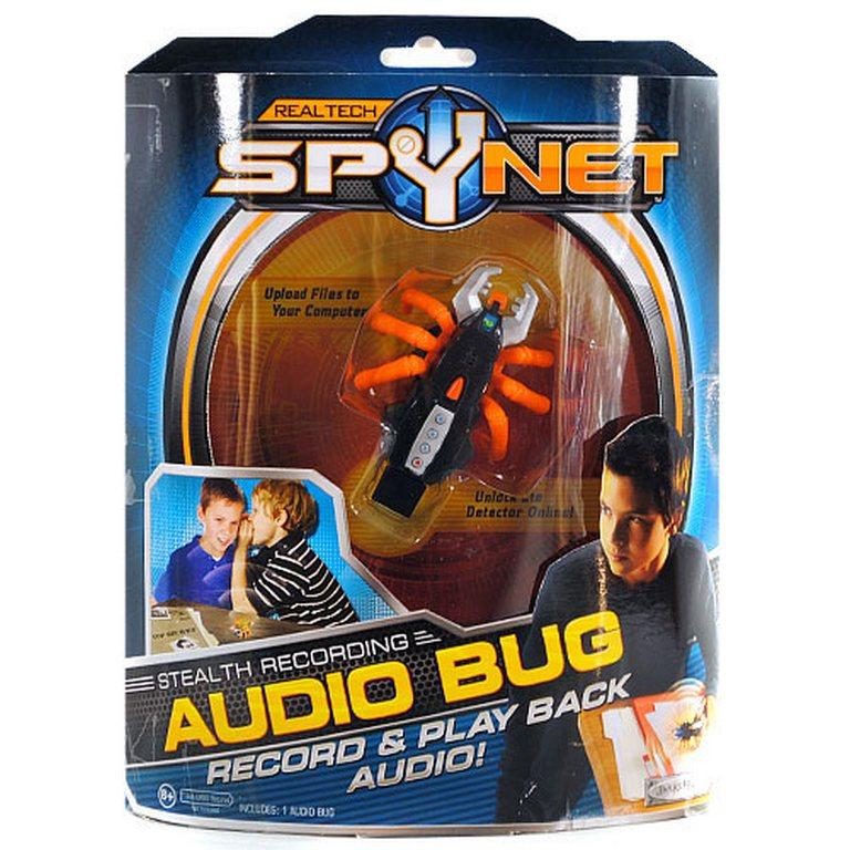 Аудио флешка-жучек Spy Net 29187-SN