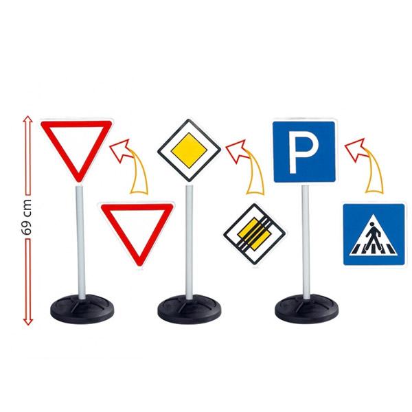 Набор дорожные знаки Road 69 см