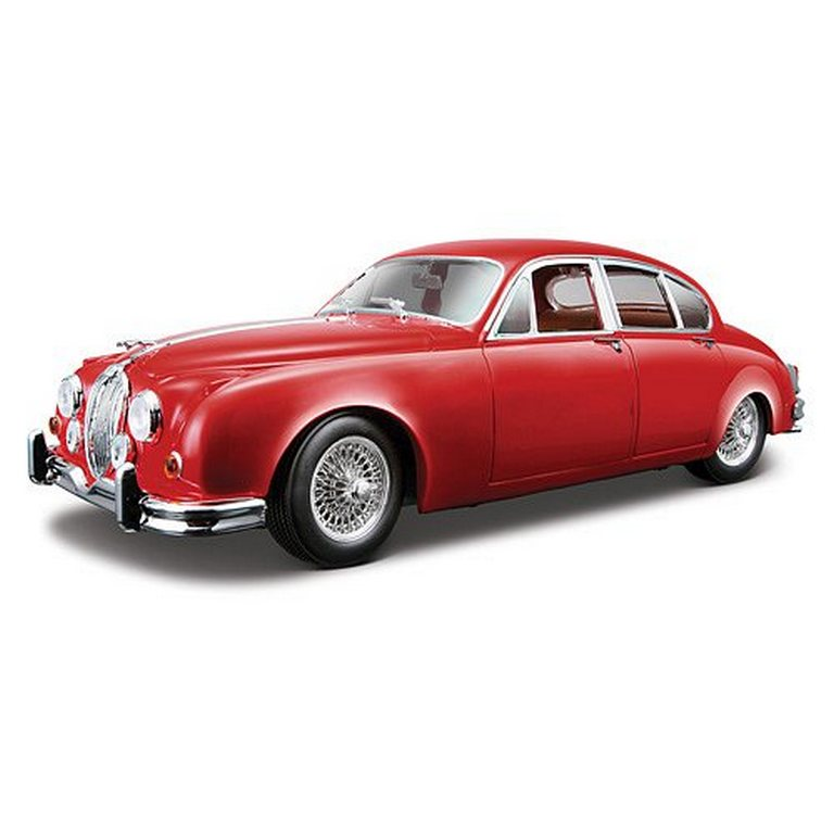 Автомодель Jaguar mark II (1959) Bburago 18-12009R