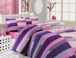 Постельное белье Hobby Castel фиолетовый