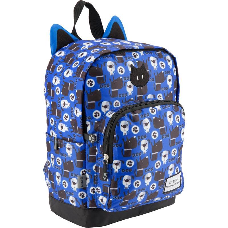 Рюкзак дошкольный Kite K18-539XS-2 синий