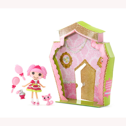 Кукла Minilalaloopsy с аксессуарами - Принцесса