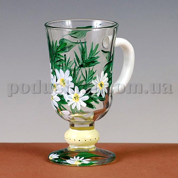Чашка Ромашки - ручная роспись