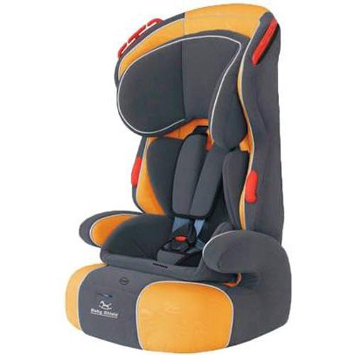 Автокресло Baby Shield Penguin Basic Orange/Dark Grey