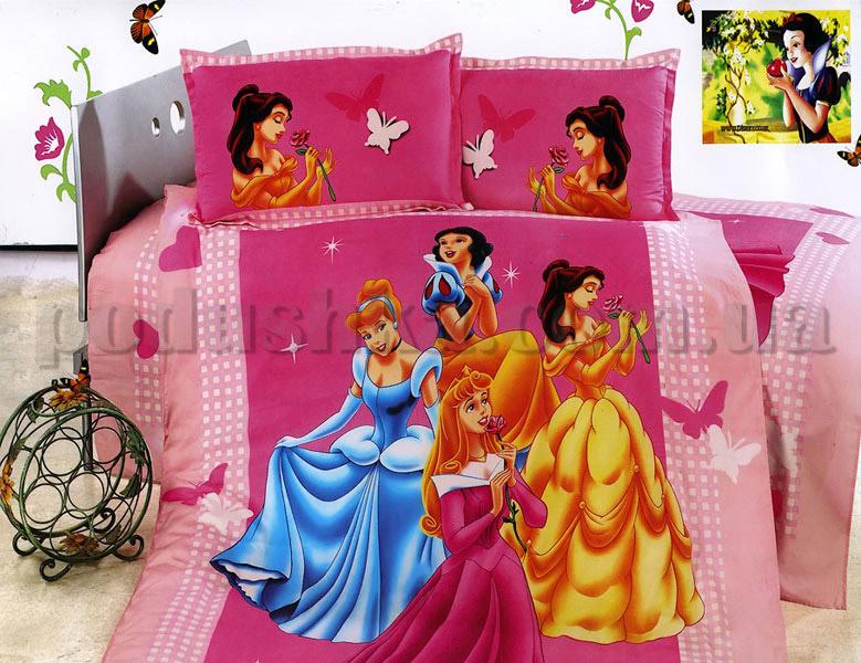 Постельное белье La Scala KI-060 Принцессы