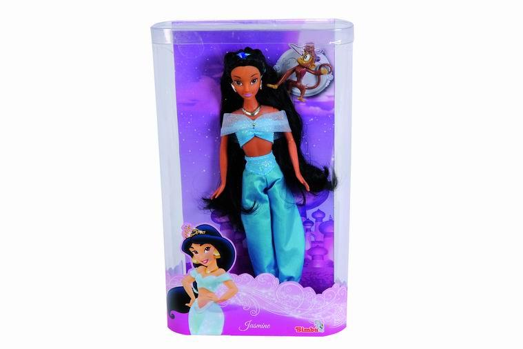 Кукла Жасмин с мартышкой Абу