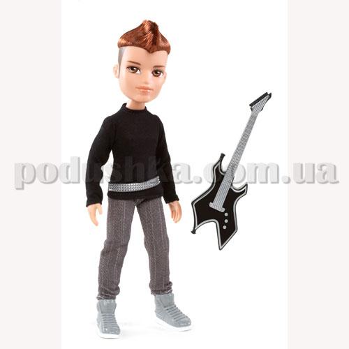 Кукла -мальчик Bratz серии Рок-звезды - Тед
