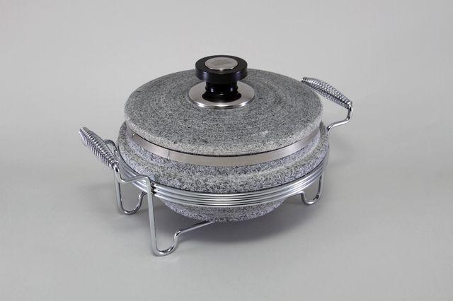 Круглый мармит (нерж. сталь) 5767-S