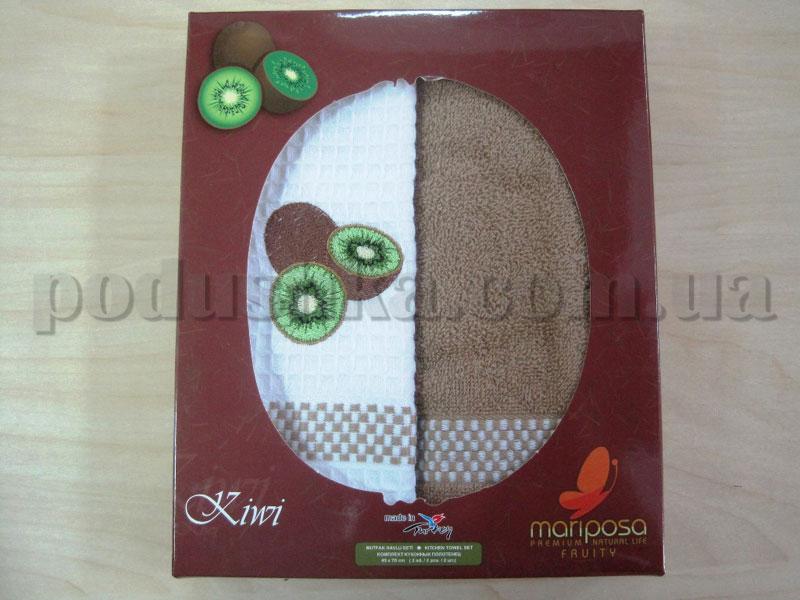 Набор кухонных полотенец Mariposa Киви 016