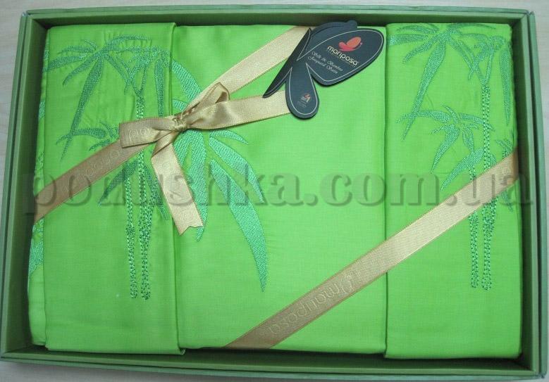 Постельное белье Тропик Green Mariposa