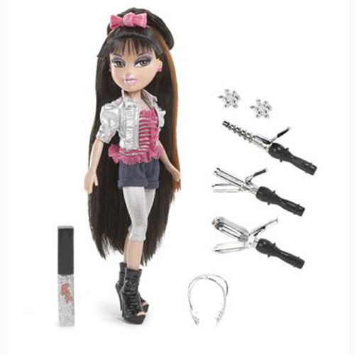 Кукла Bratz серии Тысяча и одна прическа – Джейд