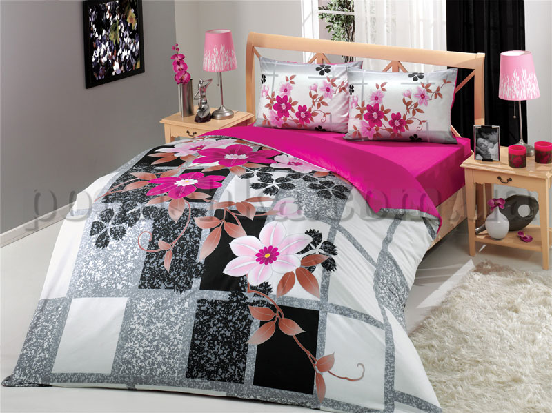 Постельное белье Hobby Rixos Розовый