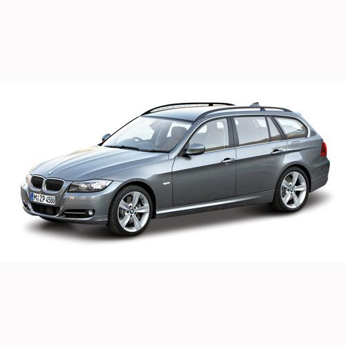 Автомодель - BMW 3 Series Touring (ассорти серый металлик, белый, 1:24)