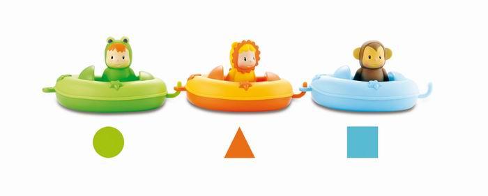 Лодка для ванны Cotoons