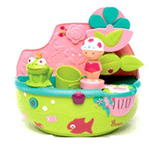 Интерактивная игрушка - Фонтан Принцессы (для игры в ванне)