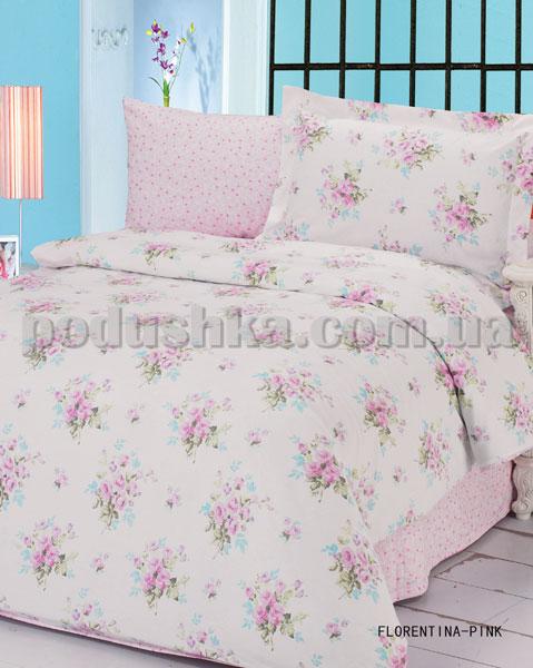 Постельное белье Dophia Florentina pink