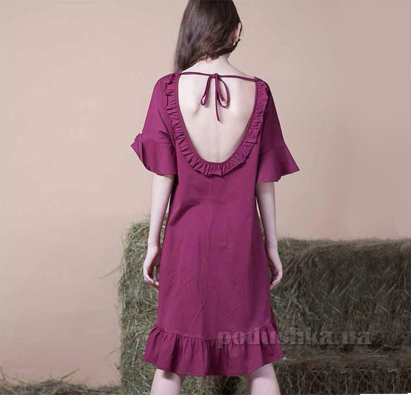 Платье для девочки Овен Муза ГБ-17С1-305 146  Овен