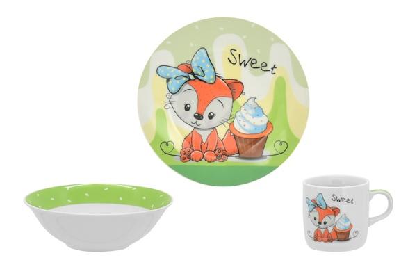Детский набор Limited Edition Sweet Fox C526