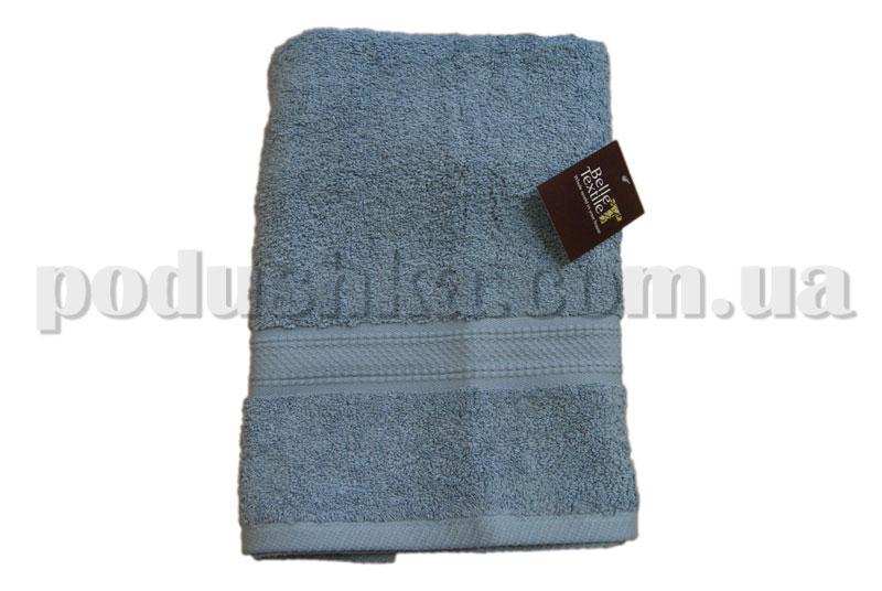 Полотенце махровое Belle-Textile Classic Soft светло-серое