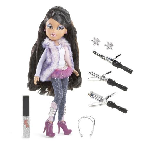 Кукла Bratz серии Тысяча и одна прическа - Ясмин