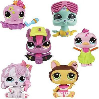 Игровой набор Танцующая зверюшка Hasbro Littlest Pet Shop A0210