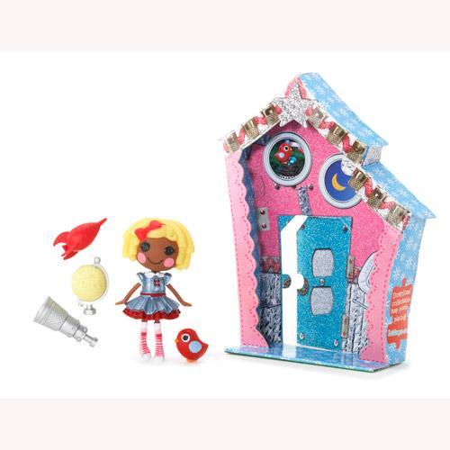 Кукла Minilalaloopsy с аксессуарами - Звездочка