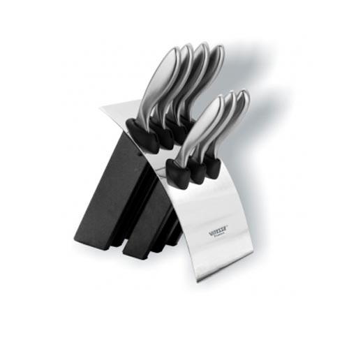 Набор ножей Vitesse VS-1316 (Angela) 8 предметов