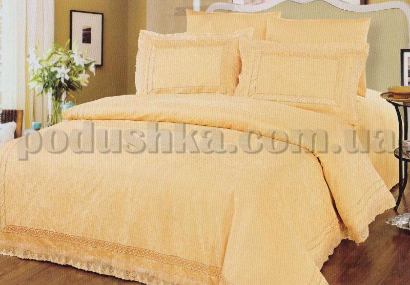 Постельное белье ARYA Casalinga gold