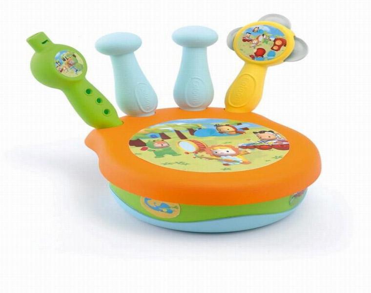 "Музыкальная игрушка ""Барабан-оркестр"" Cotoons"