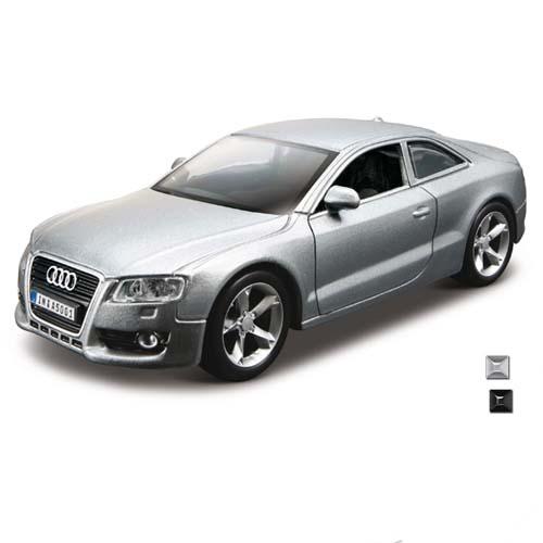 Автомодель - AUDI A5 (ассорти серый металлик, черный, 1:32)