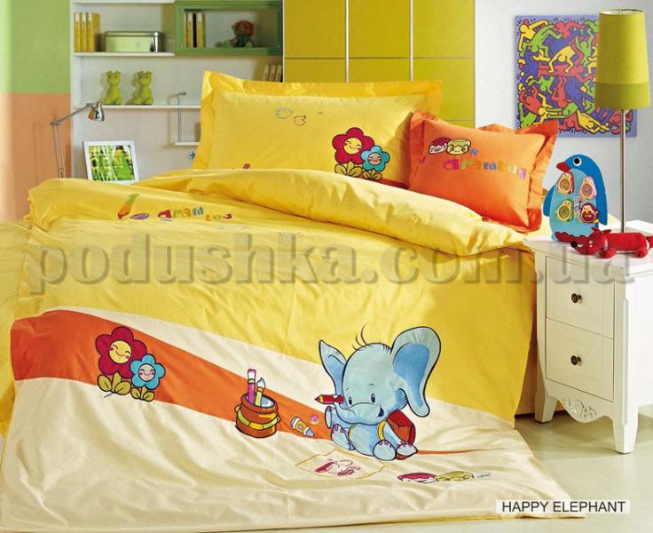Постельное белье Arya Happy Elephant