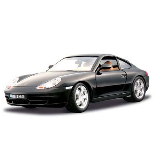 Автомодель - Porsche 911 Carrera 4 (черный, 1:18)