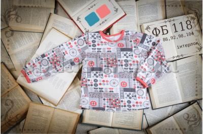Детская футболка Бемби ФБ118 интерлок