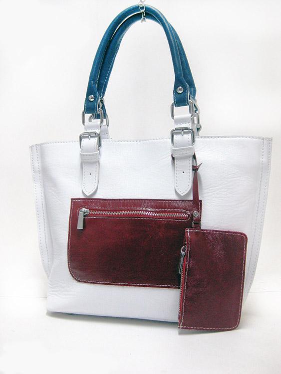 Сумка из натуральной кожи Artis Bags 764