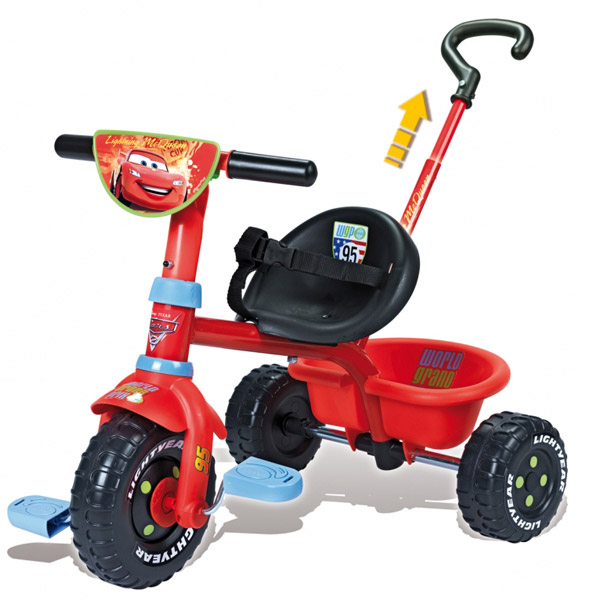 Детский велосипед Cars 2