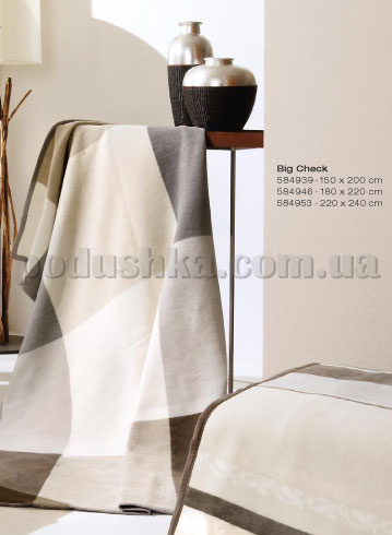 Плед Big check 584946 Orion cotton Bocasa